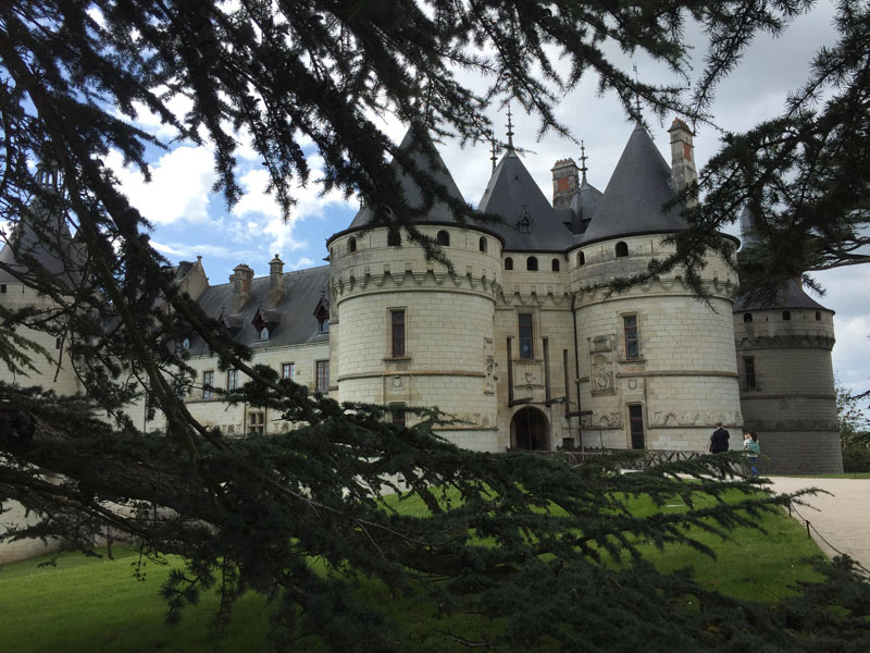Chaumont-sur-Loire Castle and Gardens