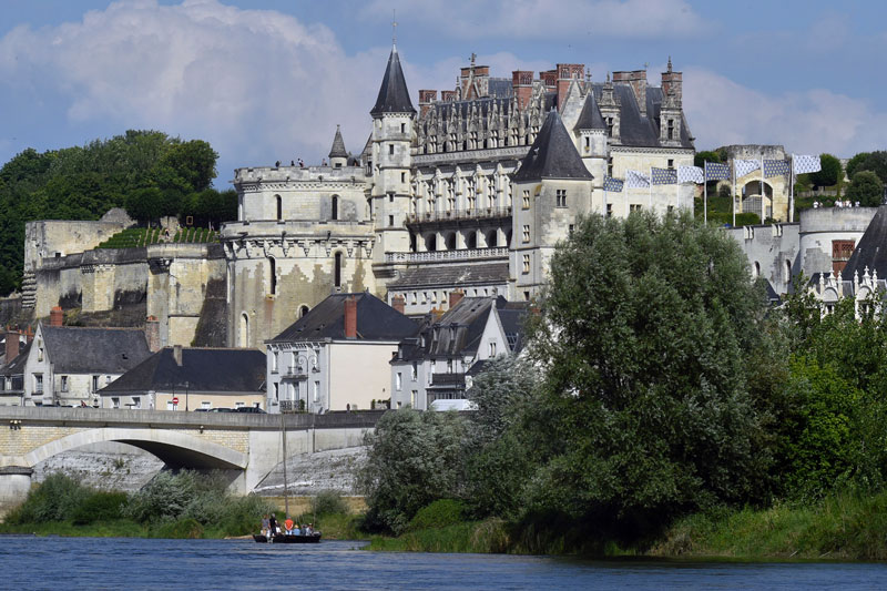 Amboise Castle Destination Libre