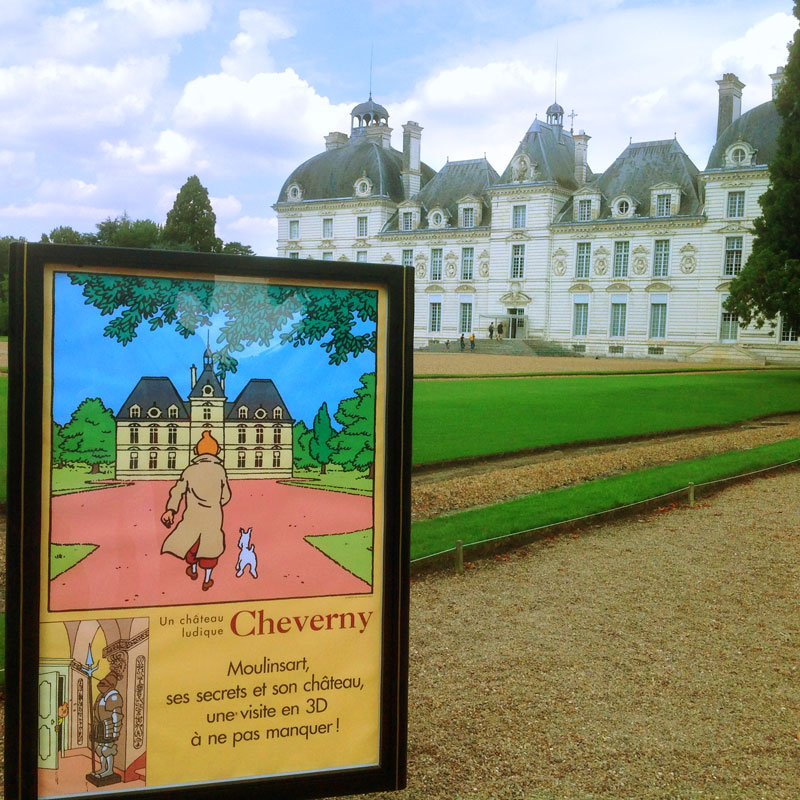 Cheverny Castle Destination Libre